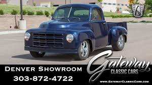 100 1949 Studebaker Truck For Sale 1951 Gateway Classic Cars 6391