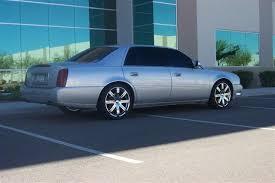 20 inch wheels on 00 Deville