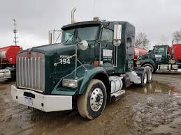 2012 KENWORTH T800 T/A TRUCK TRACTOR, SLEEPER CAB, VIN ...