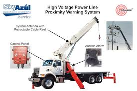 Sigalarm Power Line Proximity Warning Systems For Construction ...