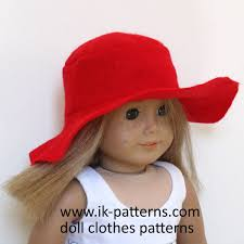 Doll Clothes Patterns TREASURIE