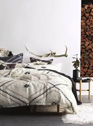 KILIM PATTERN DUVET COVER SET