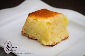 dessert au pomme rapide gâteau au yaourt et aux pommes senteur et saveur
