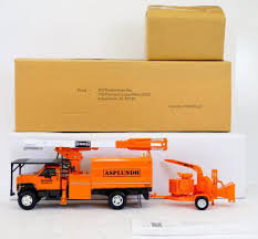 DG Productions Asplundh GMC Bucket Truck And Wood Chipper In ... New Intertional Durastar Utility Bucket Truck 134 Diecast Model Long Haul Trucker Newray Toys Ca Inc Wallpaper Centec Equipment Blog Trucks A Big Birthday And Safety Kentucky Living Air Pump Crane Cstruction Themes Shopdickietoysde Bell System 4x4 Bucket Truck For Sale Wildwood Antique Malls Image Gmc Mb470jpg Matchbox Cars Wiki Fandom Virginia Power Topkick Promo Type Plastic Toy Rc Best Excavators Dump Trucks Loaders Majorette 1987 Ford F900 Boom I Retrofitted Flickr Decool 3350 592pcs Fit Technic Series 8071 City Set 3d Slubankids Slu08602 Sluban Kids Fire Building