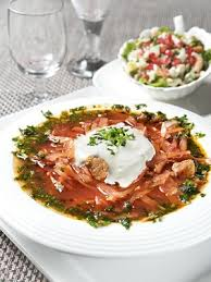 cuisine caucasienne tsarine restaurant russe à dijon