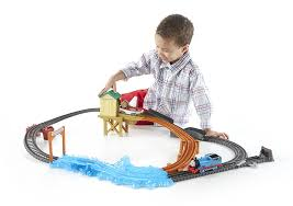 Trackmaster Tidmouth Sheds Playset by Amazon Com Fisher Price Thomas U0026 Friends Trackmaster Treasure