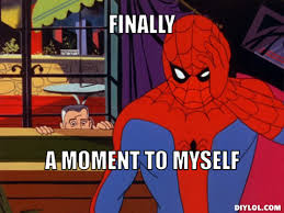 spiderman 60s meme generator david dror