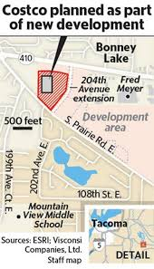 Fred Meyer Christmas Tree Stand by Forest To Become Site Of Discount Warehouse In Bonney Lake The