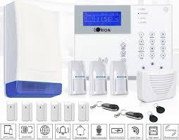 kit alarme maison sans fil gsm ip meian ip promo