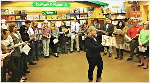 Barnes & Noble Throws Itself A 20 Year Bash