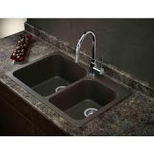 Home Depot Canada Farmhouse Sink by Blanco Silgranit Natural Granite Composite Topmount Kitchen