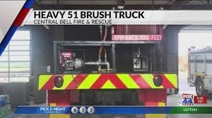 100 Fire Truck Bell Central And Rescue Debuts Heavy 51 Brush Truck