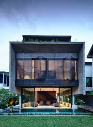 100 Singapore House FourStorey Family Home Designed As A Smart In