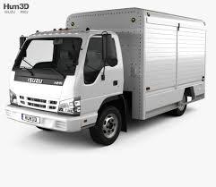100 Beverage Truck Isuzu NPR 2011 3D Model Vehicles On Hum3D
