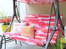 Better Homes And Gardens Patio Swing Cushions by 25 Unique Outdoor Swing Cushions Ideas On Pinterest Pallet