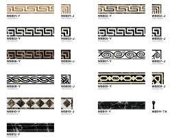 tile border designs ceramic tile trim tile edge trim ideas