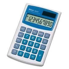 fonction le de poche calculatrice de poche ibico calcul 082x 10 chiffres fonction