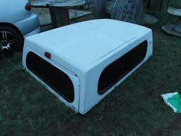 VINTAGE TOYOTA TRUCK Bed Topper By Stockland White 74