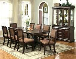 Mahogany Dining Room Set Tables Table