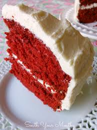 s velvet cake
