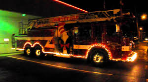 100 You Tube Fire Truck Christmas Ornaments Fire Trucks Decorated For Christmas Wallington