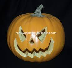 Halloween Blow Mold Figures by Oem Blow Molding Plastic Blow Mold Halloween Pumpkin Plastic