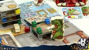 How To Play Rampage The Board Game