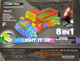 100 Powerblock Trucks Truck Power Block Laser Pegs
