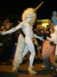 West Hollywood Halloween Carnaval 2014 by West Hollywood Halloween Costume Carnival U2013 Pleated Jeans