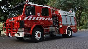 100 Limo Truck Fire Barossa Local Pick Up Return Nuriootpa Tou