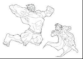 Coloring Pages Hulk And The Agents Of Smash Colouring Page Print Free Pictures