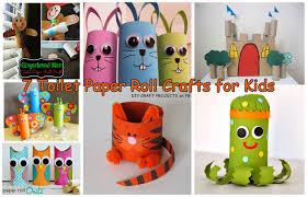 Toilet Paper Crafts For Preschoolers