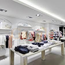 Guangzhou Retail Store Clothing Display Ideas
