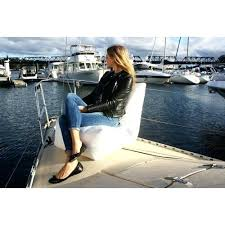 Boat Bean Bag Lounge Chair Marine Bags Sailing