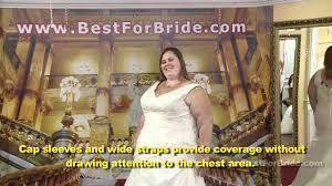 plus size wedding dresses youtube