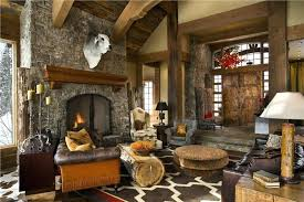 Rustic Interior Decorating Design Style Ideas Home Awesome Small House