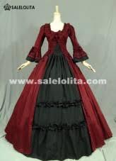 Gothic Renaissance Victorian Steampunk Dress Gown Reenactment Costume Party Vintage Ball