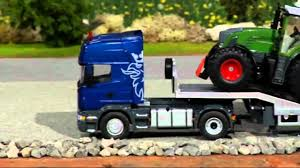 100 Rc Cars And Trucks Videos Siku 6725 Scania Blue Truck Radio Controlled Wwwttoyseu YouTube