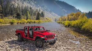 100 4 Door Jeep Truck 2020 Gladiator Pickup Everything You Need To Know And