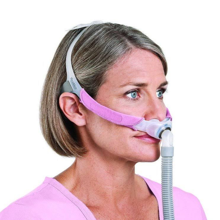 ResMed Swift FX for Her Nasal Pillows CPAP Mask