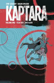 Kaptara Vol 1 Fear Not Tiny Alien By Chip Zdarsky