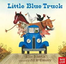 100 Blue Book On Trucks Little Truck Alice Schertle Illustrated By Jill