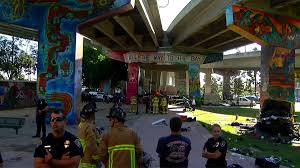 Chicano Park Murals Map by Families Of Victims Hurt In Chicano Park Crash File Claims Against