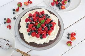 cake beeren mascarpone torte mit buchweizenmehl glutenfrei
