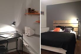 chambre ado gris awesome chambre ado orange et gris images design trends 2017