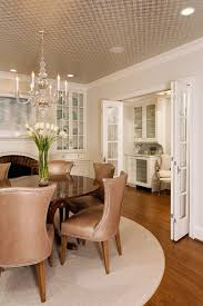 Dining Room French Doors Office Photo
