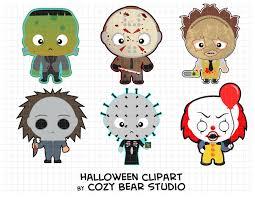 Michael Myers Halloween Stencil by Halloween Clipart Frankenstein U0027s Monster Jason Voorhees
