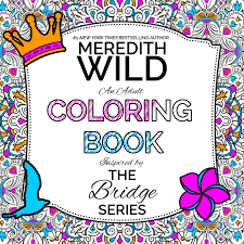 MeredithWild 1 New York Times Bestselling Author