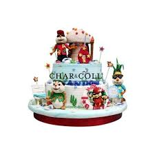 Alvin And The Chipmunks Cake Decorations by Alvin And The Chipmunks Birthday Cake Toko Kado Charncollgifts