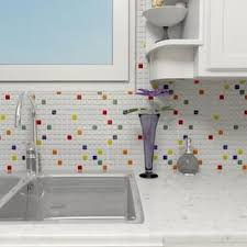 glass wall tiles for less overstock